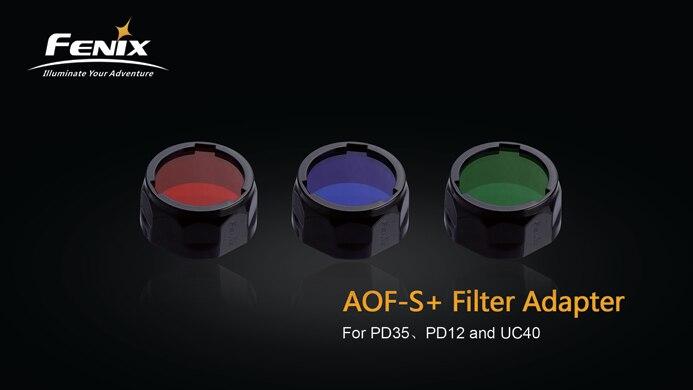 AOF-S+ Fenix DIFFUSER TIP Green