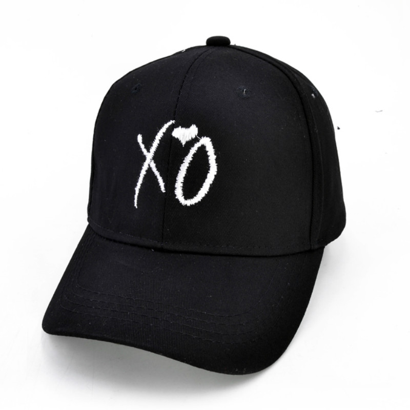 7ef24ad84fc5 Fashion XO the Weeknd Baseball caps for men women brand Snapback hats sun  casquette cap