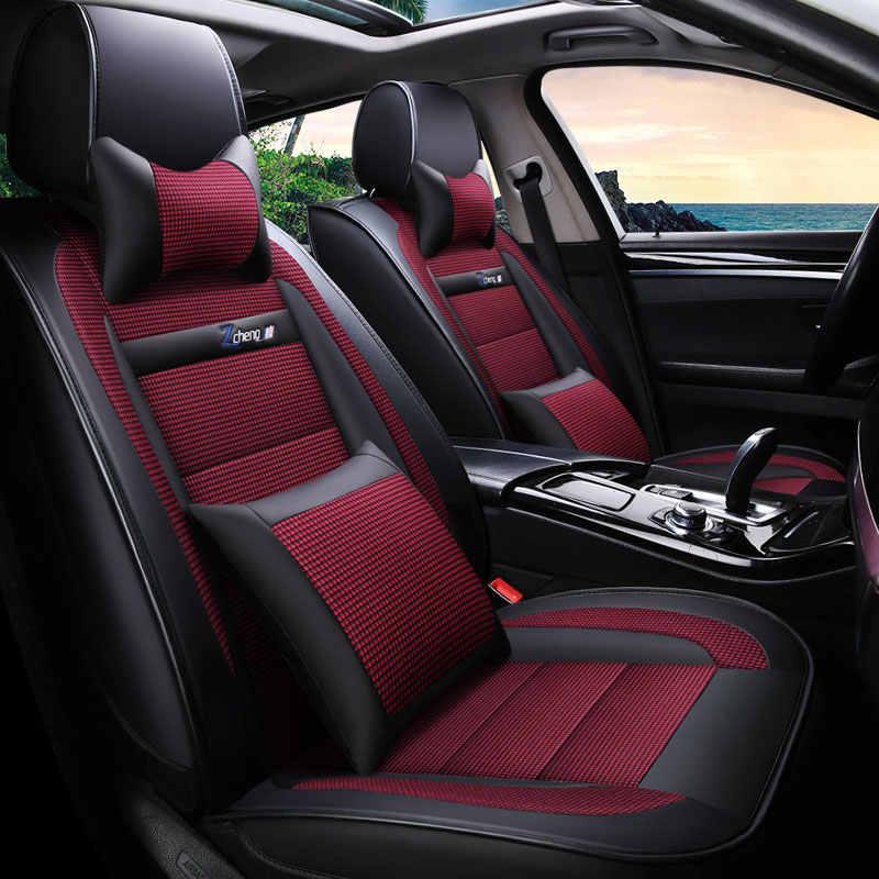 หุ้มเบาะรถยนต์ชุดสากลอัตโนมัติเบาะป้องกันpadสำหรับออดี้100 c4 80 a7 q2 q3 q5 q7 S3 S4 S5 s6 S7 S8 SQ5 SQ7อุปกรณ์