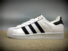 Women Sneaker Sport Sta Originals Superstar Smithe Low Canvas White Classic Shoes Walking New Skateboarding Lightweight Footwear