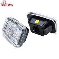2Pcs Car Side Marker Lamp LED Turn Signal Light For Toyota Land Cruiser 70 80 100
