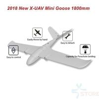 X UAV TJL Mini Goose 1800mm Wingspan EPO Fixed Wings RC Airplane Frame FPV/Mapping