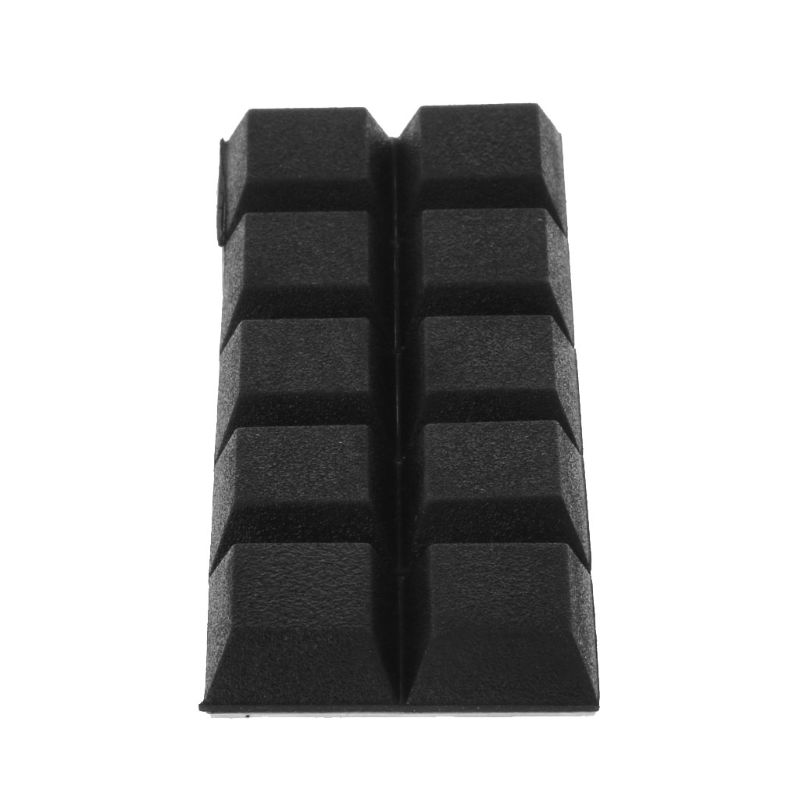 Circuits Latest Collection Of 20pcs Hemisphere Trapezoidal Column 3m Speaker Amplifier Shock Absorber Feet Pad Vibration Rubber Anti-shock Self-adhesive Accessories & Parts