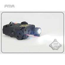 FMA PEQ-15 LA5 обновленная версия светодиодный фонарик белого цвета+ красный лазер с ИК-линзами тактическая Охотничья винтовка страйкбол батарейный блок TB0074