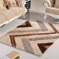 Sagolike Quality Pattern Simple European Sofa Carpet Table Mats Thicken Shaggy Rug Soft Runner Custom Living