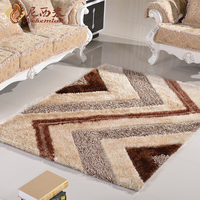 Sagolike Quality Pattern Simple European Sofa Carpet Table Mats Thicken Shaggy Rug Soft Runner Custom Living Room Mat