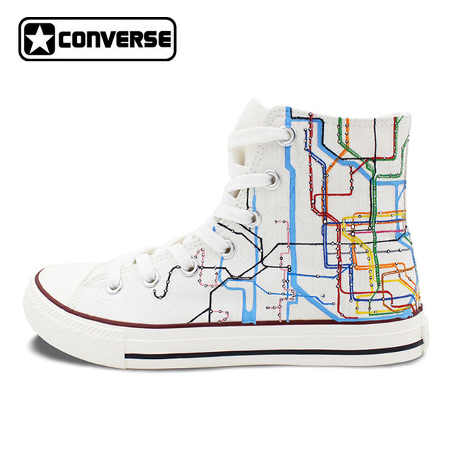 converse customized new york