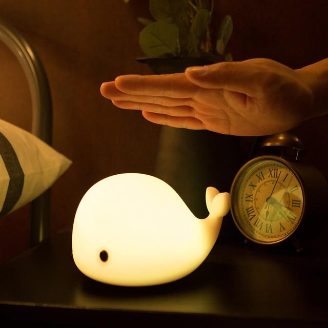 Whale Design LED Night Light 5
