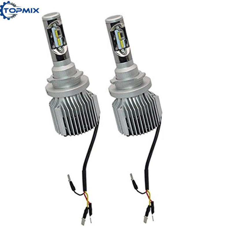 2x H15 72W 8000Lm Led Headlight 6000K Car Light Sourcing Car Headlight Auto Fog Head Driving