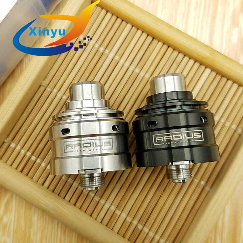 2018 newest Vicious Ant Radius V2 rda vicious a phenom 18350 mech mod Atomizer Tank Rebuildable Drops Atomizer Adjustable tank