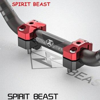 Manillar SPIRIT BEAST modificado para vehículo todoterreno manilla para vehículo Control de presión manillar de Moto código de bloqueo de presión