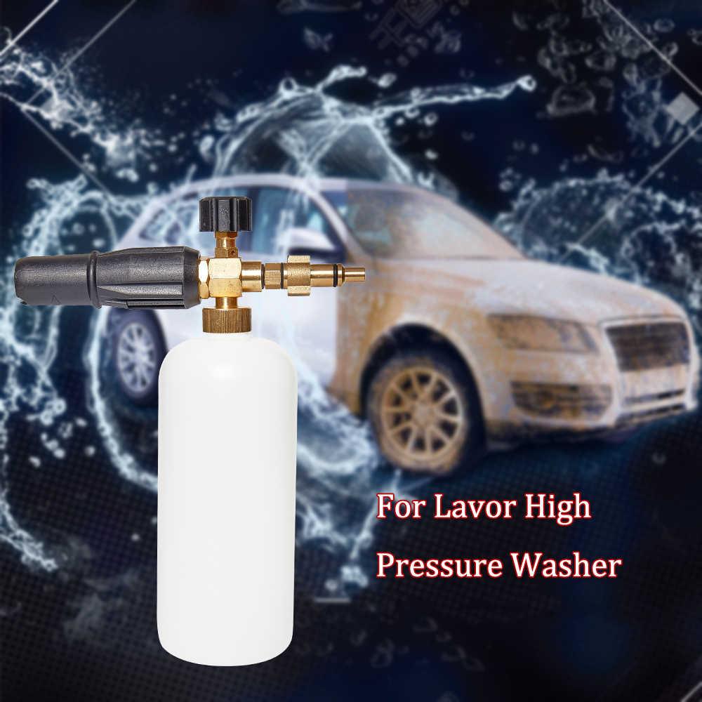 Salju Busa Lance Foam Generator untuk Lavor VAX Tekanan Tinggi, Mesin Cuci Mobil, Busa Senjata busa Nozzle