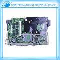 Placa madre del ordenador portátil probó completamente y trabajo perfecto de alta calidad para asus k40ij k50ij gl40 chipset 2g de memoria a bordo