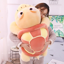 45/55/65/80 Cm Soft Turtle Plush Toy Stuffed Animal Cartoon Toys For Childrens Bed