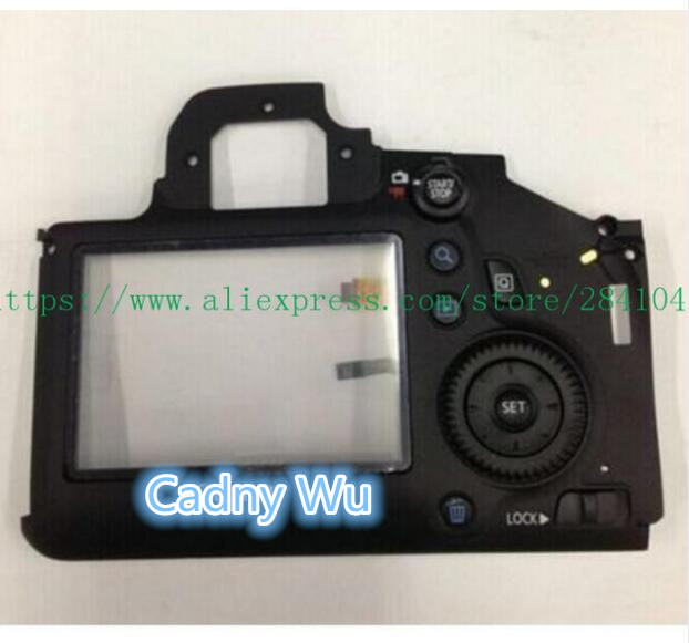 Repair Parts For Canon for EOS 6D Back Cover Rear Shell Assy With LCD External Screen Protection Board Menu Button Cable NewRepair Parts For Canon for EOS 6D Back Cover Rear Shell Assy With LCD External Screen Protection Board Menu Button Cable New