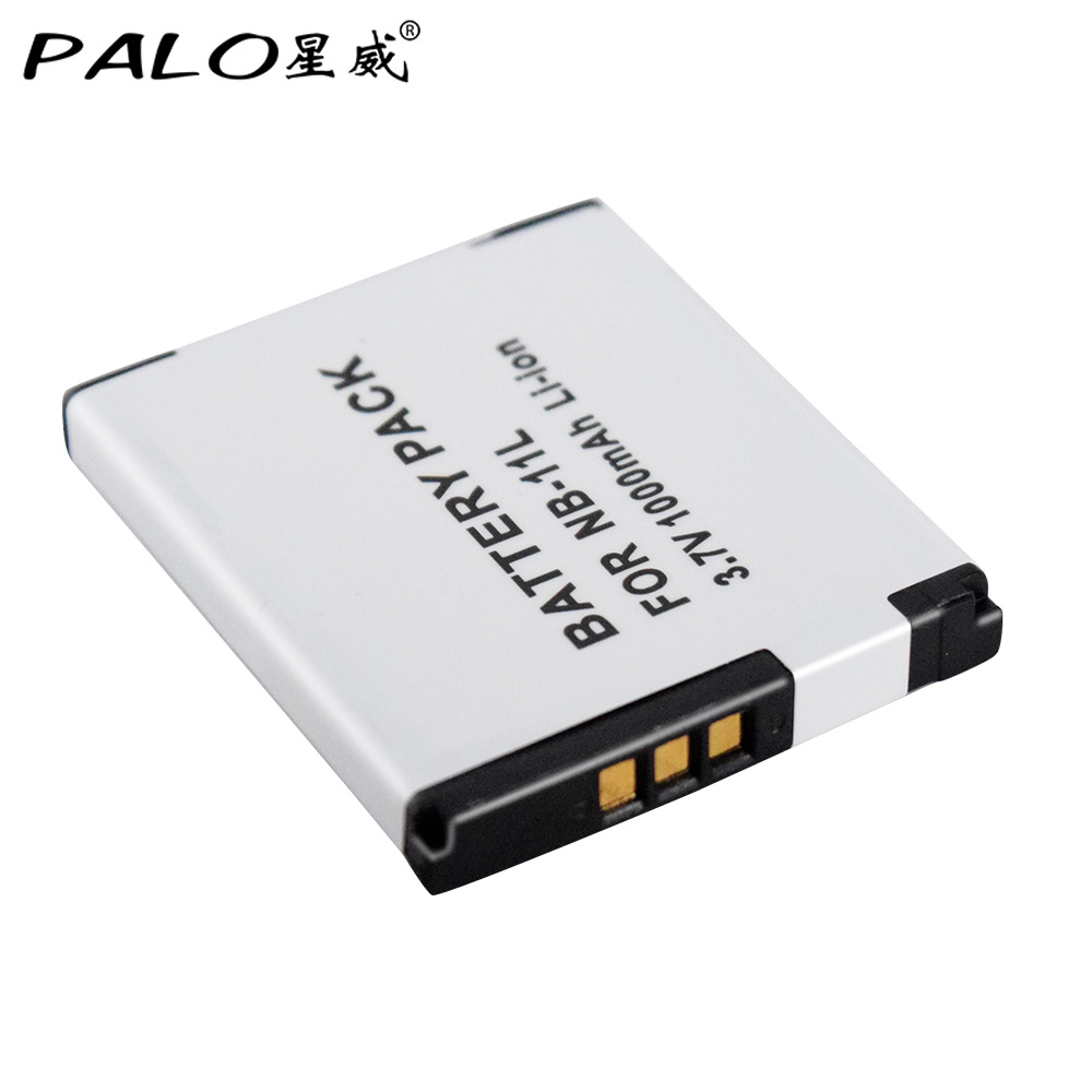 In Quality 3.7v 1000mah Nb-11l Nb 11l Nb11l Camera Battery Pack For Canon A2600 A3500 A4000is Ixus 125 132 140 240 245 265 155 Hs Excellent