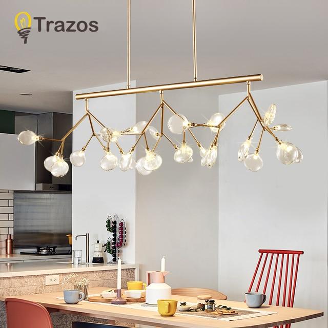Led lampadari moderni lampada per soggiorno camera da for Lampadari moderni per camera da letto