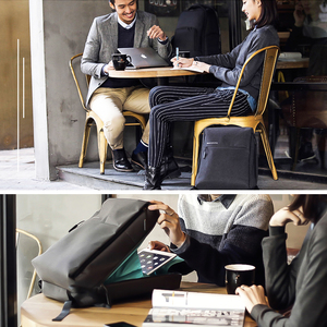 Image 2 - Original Xiaomi Mi Backpack Urban Life Style Shoulders Bag Rucksack Daypack School Bag Duffel Bag Fits 14 inch Laptop portable
