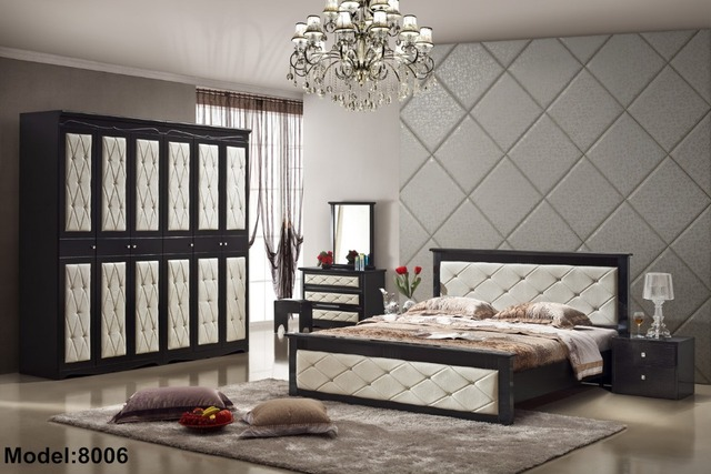 2016 Nightstand Para Quarto Bed Room Furniture Set Direct Selling ...