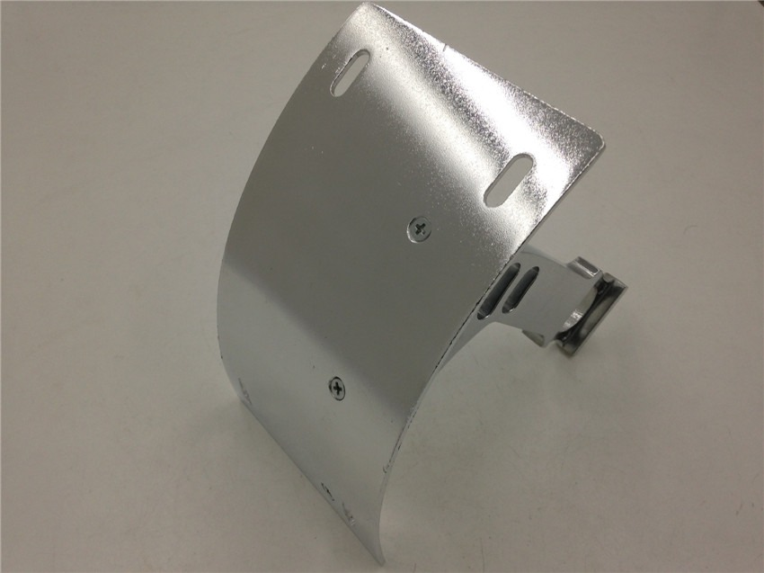Aftermarket Free shipping motorcycle parts Curved Mount License Plate Tag Holder Bracket for Hond CBR 900R 929R 954R RC51 SILVER aftermarket free shipping motorcycle parts eliminator tidy tail for 2006 2007 2008 fz6 fazer 2007 2008b lack