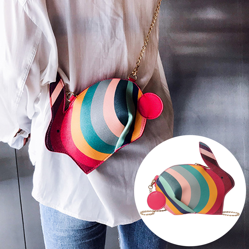 Honesty Women Fresh Cute Girls Summer Phone Shoulder Bag Fruit Strawberry Printing Pillow Bucket Bag Barrel Shaped Crossbody Bags Luggage & Bags