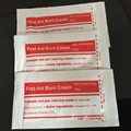 (10pcs/box)first aid burn cream with moisturizing aloe antiseptic and pain relieving cream first aid kit