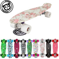 Pirate Panda High Quality Plastic Fish Skateboard Drift Four Rounds Of Single Easy Warp Skateboarding