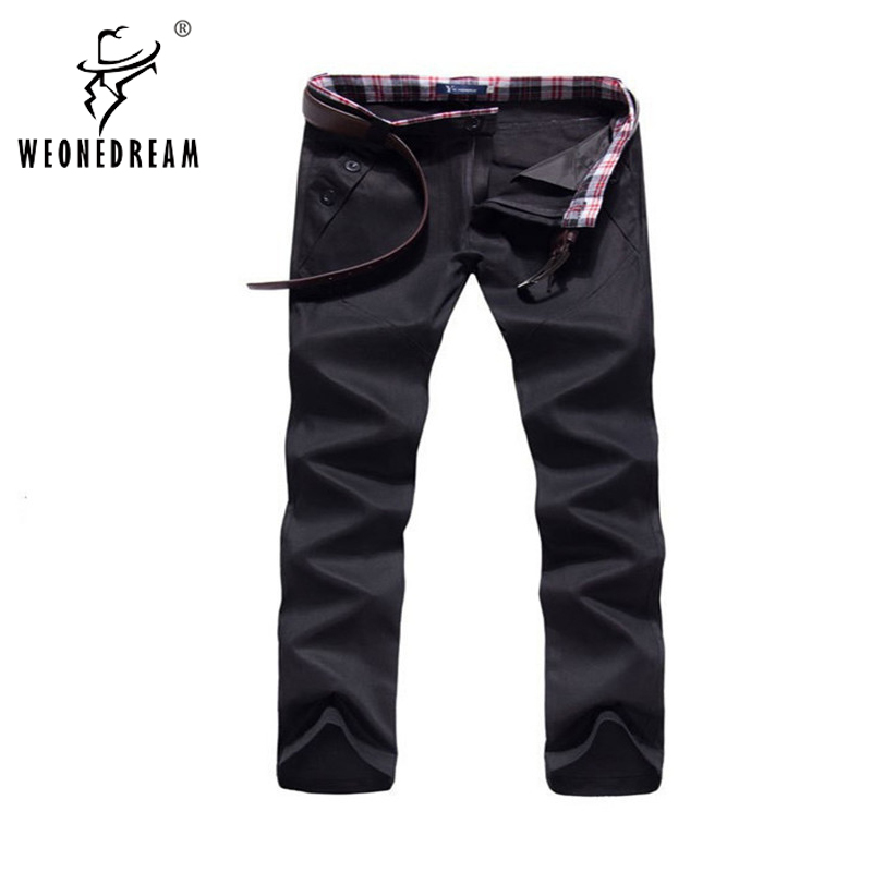 WEONEDREAM  2018 HOT Dnine autumn army fashion hanging crotch jogger pants patchwork harem pants men crotch big Camouflage pants