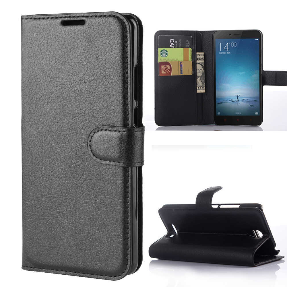 for Redmi Note 2 Wallet Cover Card Holder Phone Cases for Xiaomi Redmi Note 2 Prime Leather Case