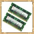 Для Hynix 2 ГБ 2 x 1 ГБ PC2-5300 DDR2 667 ноутбук памяти 1 г 200-контактный SO-DIMM ноутбук