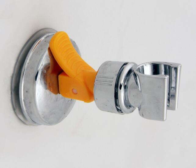 Universal Bathroom Moving Shower Hand Head Holder Bracket Mount Suction Cup