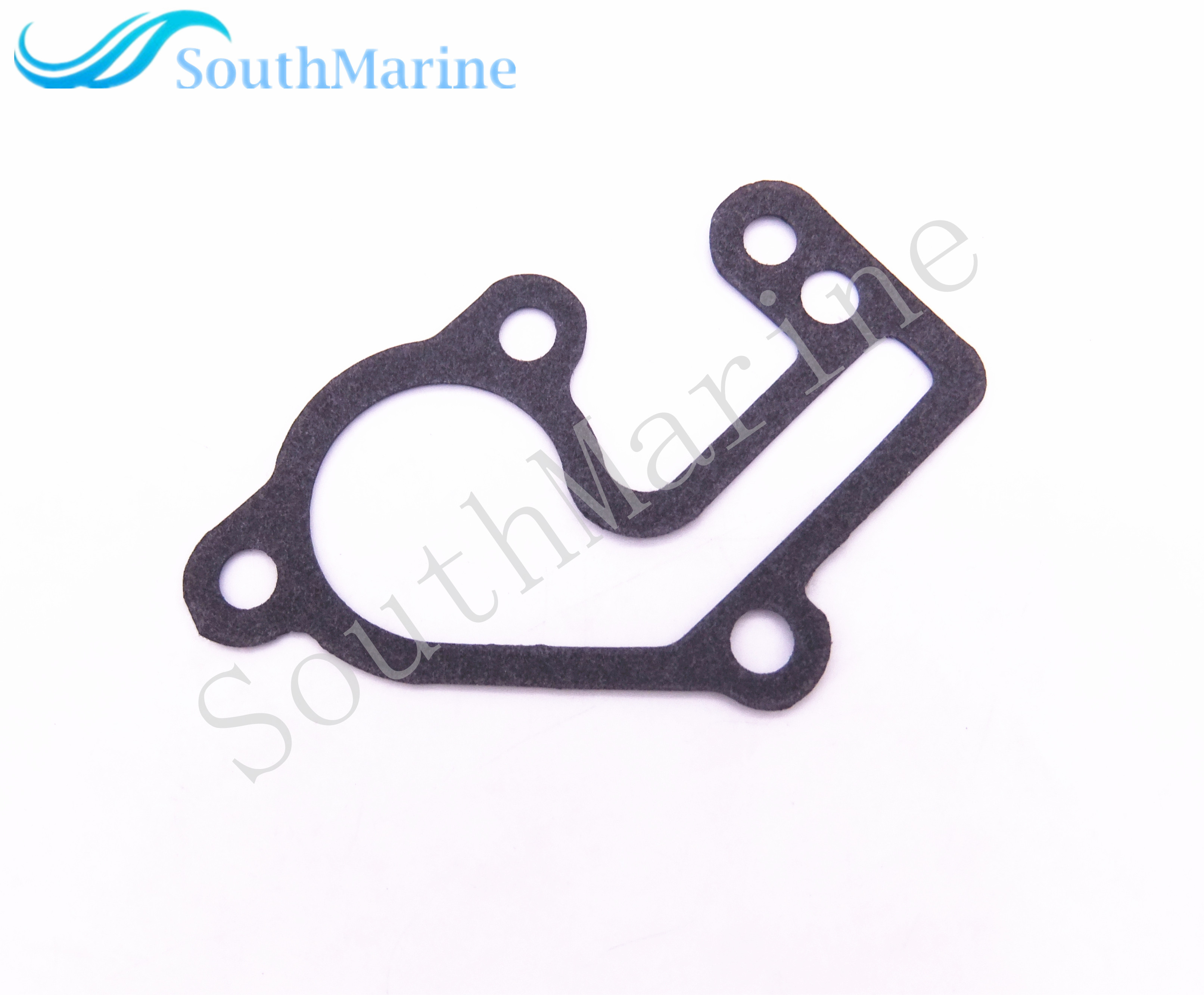 Outboard Engine 682-12414-A1 Thermostat Cover Gasket for Yamaha 2-Stroke 9.9hp 15hp 15F Boat Motor Free Shipping