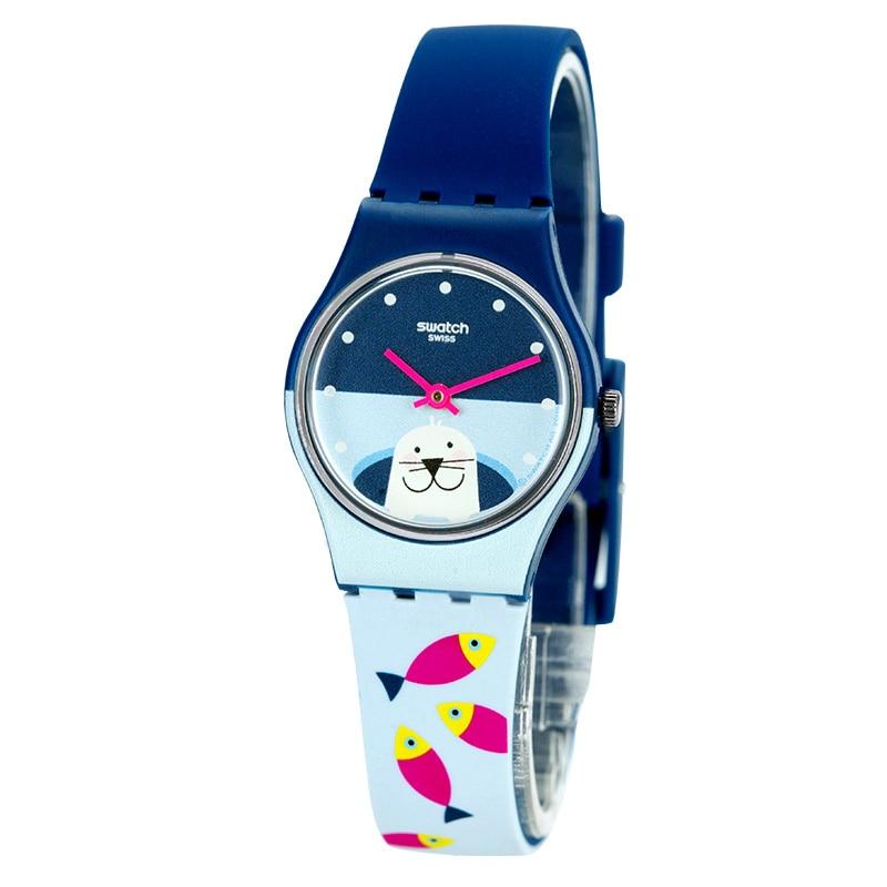 Swatch Watch The Lady Series Quartz Watch LN152 swatch original colorful quartz watch suob135
