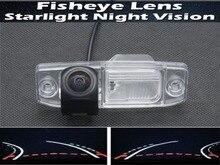 цена на 1080P Fisheye Trajectory Tracks Car Rear view Camera for Hyundai Elantra Accent 2002-2012 Sonata 2003-2012  Veracruz 2007-2012