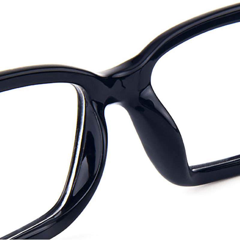 7f7a165082ed Classic Rectangle Plastic Full Rim Men s Optical Eyeglasses Frames Women s  Glasses Frame All Day Comfort   Long Term Durability-in Eyewear Frames from  ...