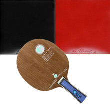 Friendship 729 A2 Carbon Fiber Yasaka Zap / Palio dragon Table Tennis Blade With rubbers quality finished racket