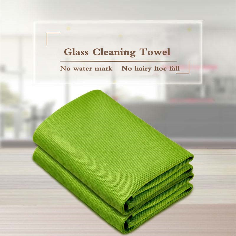 Xiaobaicai car microfiber glass cloths household glass - Best cloth for cleaning windows ...