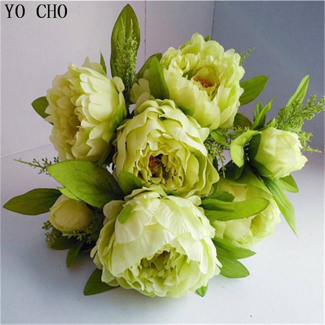 Peony Flower for Party Decoration