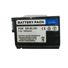 EN-EL15 lithium battery ENEL15 ENEL15 Camera Battery pack For Nikon D600 D610 D600E D800 D800E D810 D7000 D7100 D750