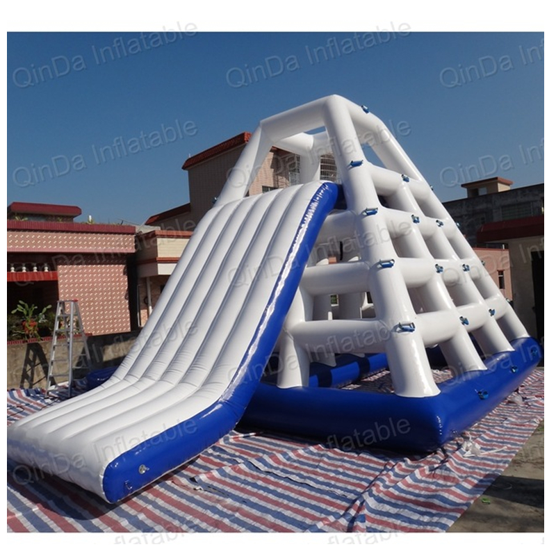 Giant-inflatable-floating-water-slide-inflatable-