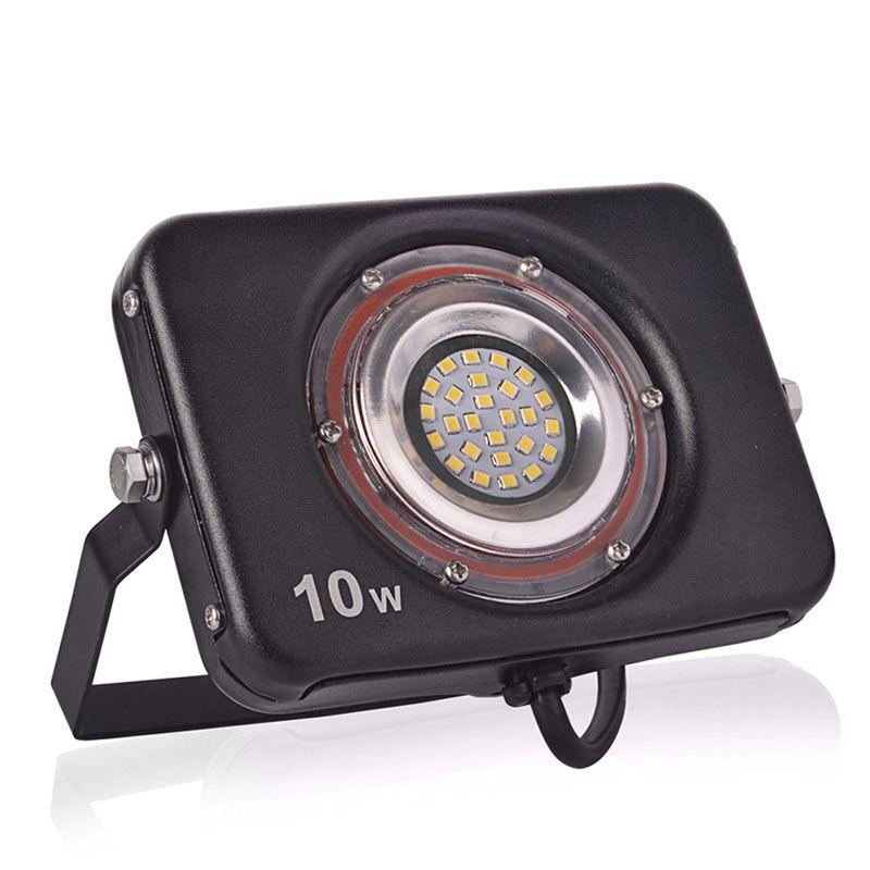 Reflector LED ultrafino 220V 240V Luz de inundación LED 10W 20W 30W - Iluminación exterior - foto 5
