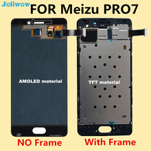 цена на 5.2 FOR Meizu Pro7 Pro 7 LCD Display +Touch Screen+tools Digitizer Assembly M792M M792H Screen Replacement FOR Meizu Pro 7 LCD