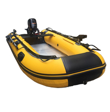 2-6 person 270cm length pvc inflatable boat fishing raft boat kayak rowing boat paddle air pump seat cushion bag rubber dinghy