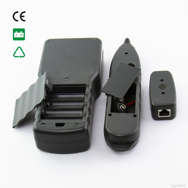 NF_8200 LCD LAN testeur réseau téléphone câble testeur RJ45 câble testeur Ethernet câble Tracker NOYAFA NF-8200 - 3