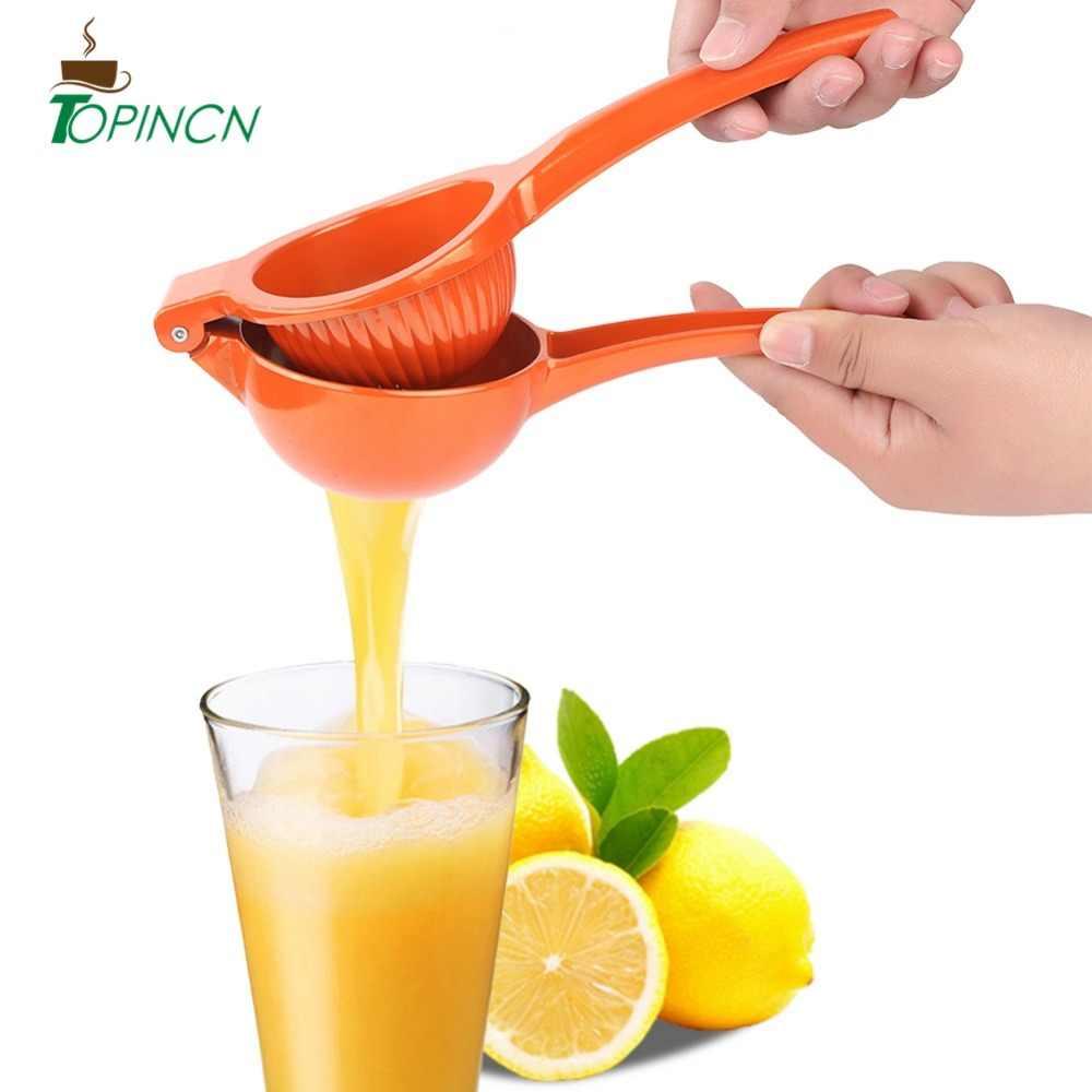 Портативный блендер, ручной соковыжималка для цитрусовых, апельсиновый пресс, кухонный гаджет из алюминиевого сплава