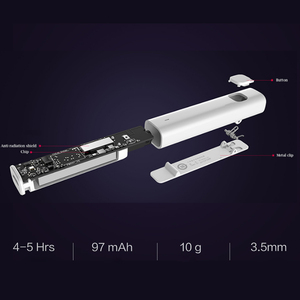 Image 4 - Original Xiaomi Bluetooth 4.2 Audio récepteur sans fil adaptateur 3.5mm Audio musique voiture Kit haut parleur casque mains