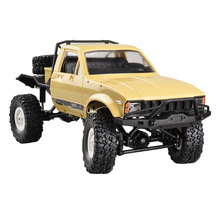 C14 RC Car 2.4Ghz 4-CH 1:16 Scale Remote 4WD Vehivle Full Function Control Truck Off Road Hercules
