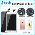 Genuine aaa +++ 5 pçs/lote para iphone 6 s display lcd 3d com força de substituição da tela de toque nova marca frete grátis
