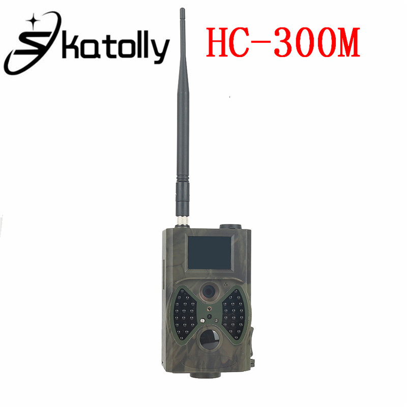 Skatolly HC300M Trail Hunting Camer MMS GPRS Email 940nm Infrared Wild Camera GPRS 12MP 1080P Night Vision for Animal Photo Trap hc300m 940nm infrared night vision digital trail camera with remote control 2g mms gprs gsm sms control camera for hunting