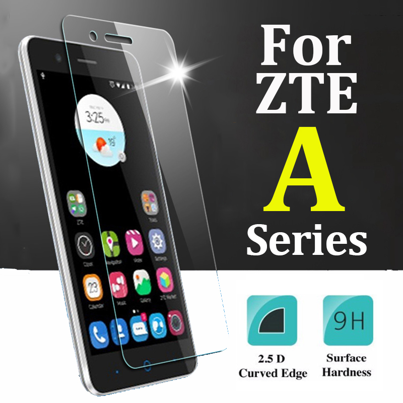tempered glass for <font><b>zte</b></font> <font><b>blade</b></font> a510 <font><b>screen</b></font> protector bled a610 a520 armor protective bleid a512 <font><b>a601</b></font> display a 520 510 safety film image